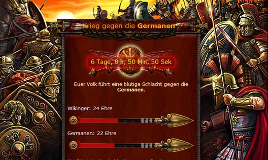 Das Browsergame der Antike - Screenshot 2