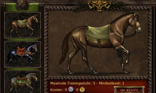 Das Browsergame der Antike - Screenshot 7