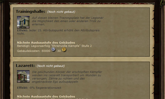 Das Browsergame der Antike - Screenshot 9